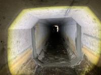 某所にて用水管の漏水に伴う修繕作業を行いました!